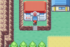 Pokemon Johto Adventures Rebirth Snapshots