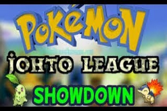 Pokemon Johto League Showdown