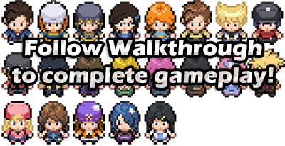 Pokemon Johto Adventures Rebirth Walkthrough